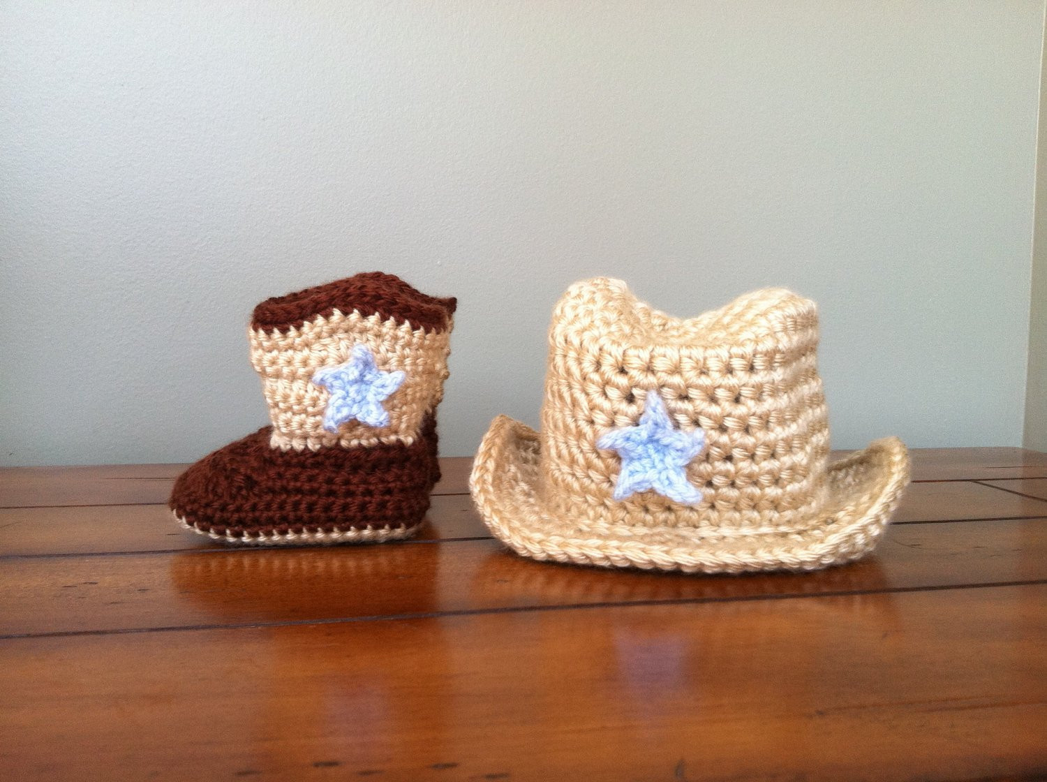 Crochet Cowboy Hat Inspirational Crochet Cowboy or Cowgirl Hat and Boot Set by Addyshats On Of Unique 41 Ideas Crochet Cowboy Hat