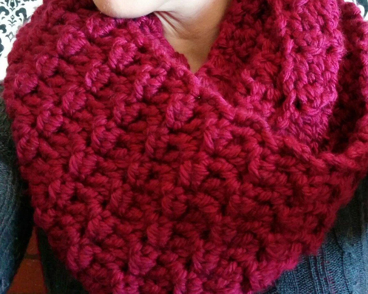 Crochet Cowl Awesome the Claire Cowl–free Crochet Pattern Inspired by Outlander Of Adorable 50 Ideas Crochet Cowl