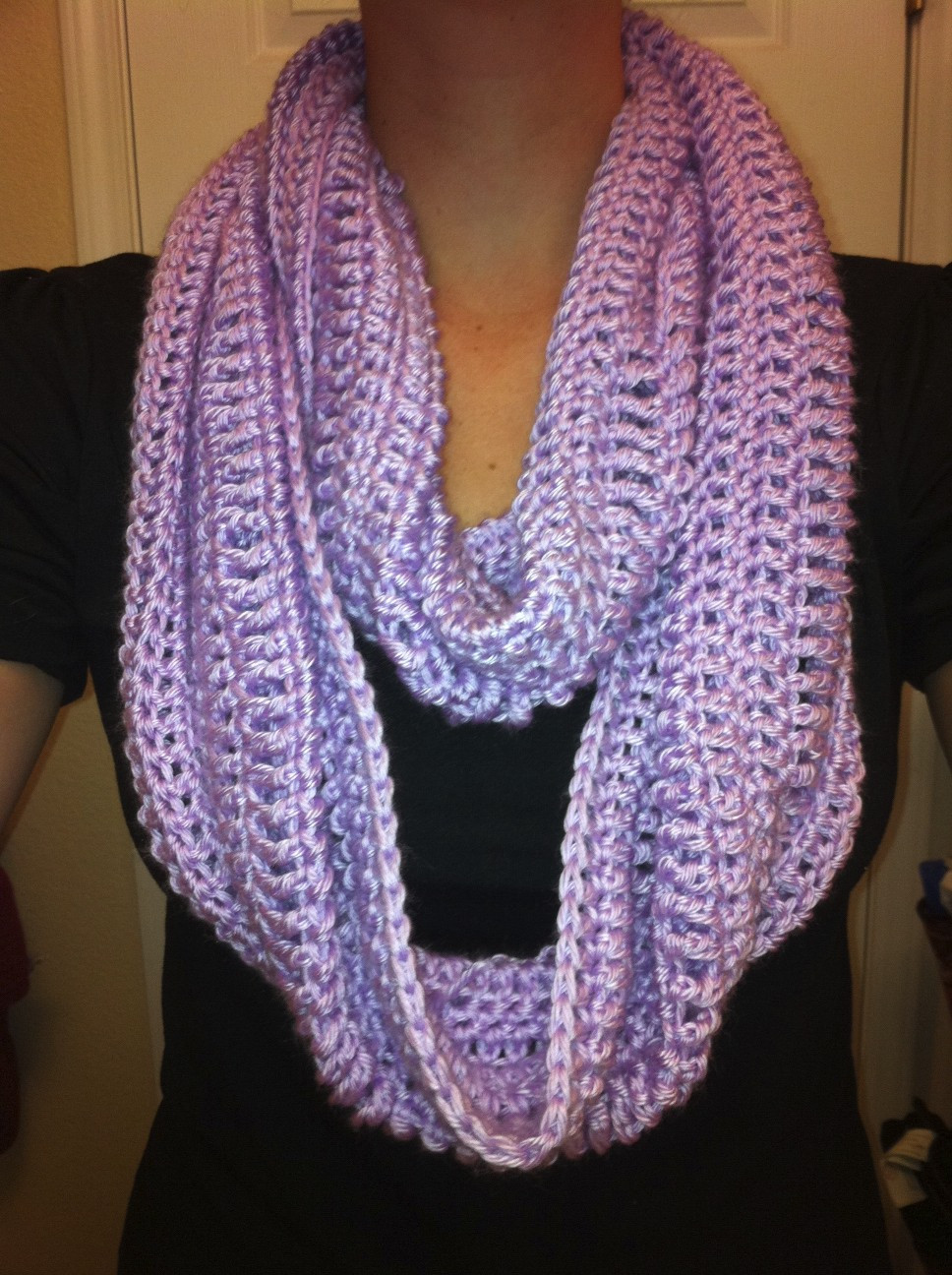 Crochet Cowl Elegant the Icing On My Cake Another Free Pattern Of Adorable 50 Ideas Crochet Cowl