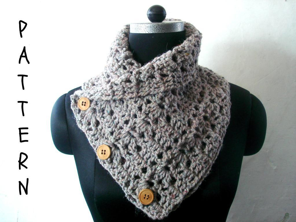 Crochet Cowl Pattern Lovely the Best Chunky Yarn Crochet Patterns for Quick Projects Of Attractive 47 Models Crochet Cowl Pattern