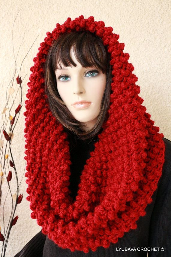 Crochet Cowl Scarf Best Of Crochet Pattern Scarf Cowl Boucle Scarf Chunky Cowl Of Awesome 42 Pics Crochet Cowl Scarf