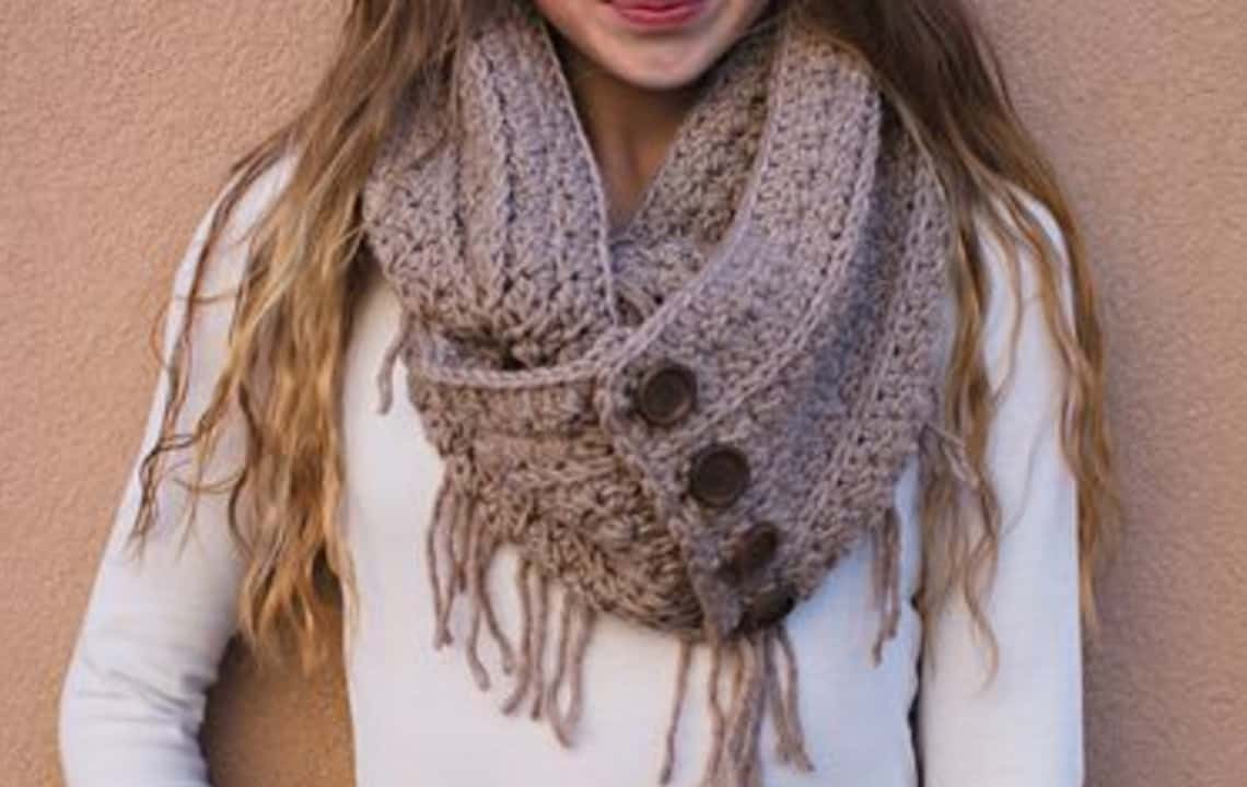 Crochet Cowl Scarf Elegant Crochet Cowl All the Best Ideas You Ll Love Of Awesome 42 Pics Crochet Cowl Scarf