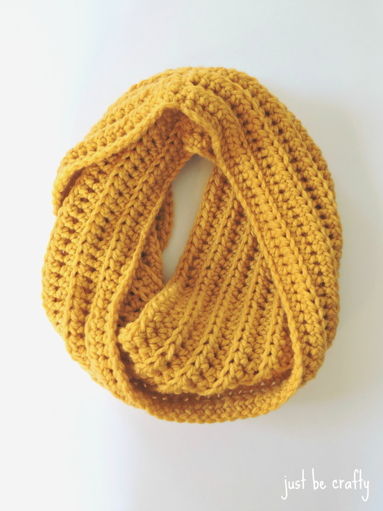 Crochet Cowl Scarf Fresh Chunky Crochet Cowl Pattern Free Pattern by Just Be Crafty Of Awesome 42 Pics Crochet Cowl Scarf