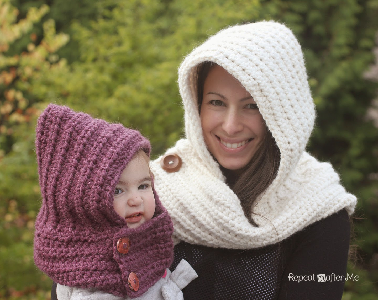 Crochet Cowl Unique Hooded Crochet Cowl with Lion Brand Thick & Quick Yarn Of Adorable 50 Ideas Crochet Cowl