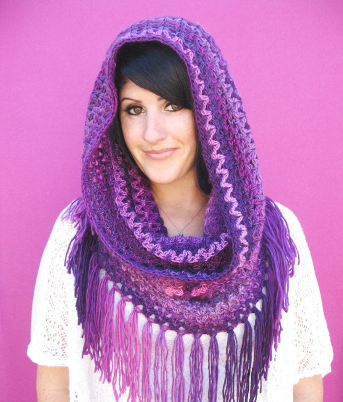 Crochet Cowls Awesome Crochet Cowl Pattern Of Perfect 45 Photos Crochet Cowls