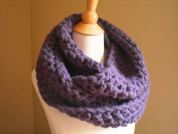 9 Easy Crochet Cowls for Women s – 101 Crochet