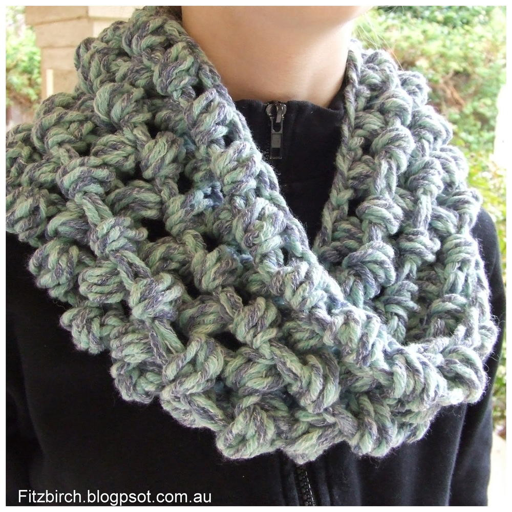 Crochet Cowls Fresh Cluster Crochet Cowl Pattern Of Perfect 45 Photos Crochet Cowls