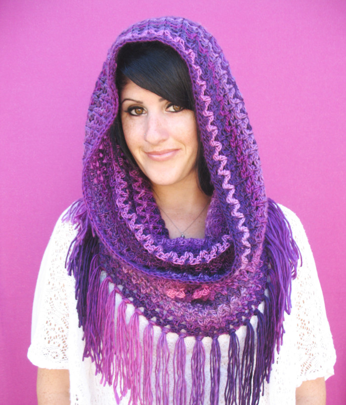 Free Crochet Pattern Braided Cowl Dancox for