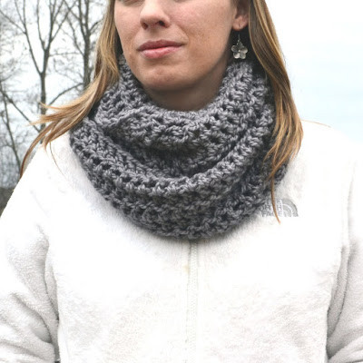 Crochet in Color Accidental Cowl
