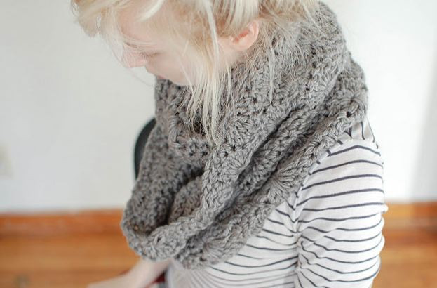 Crochet Cowls Lovely Crochet Cowl Patterns Of Perfect 45 Photos Crochet Cowls