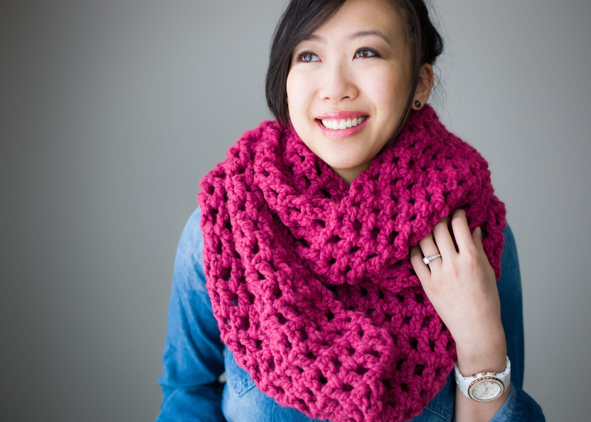 Crochet Cowls Luxury Long Double Crochet Cowl All About Ami Of Perfect 45 Photos Crochet Cowls