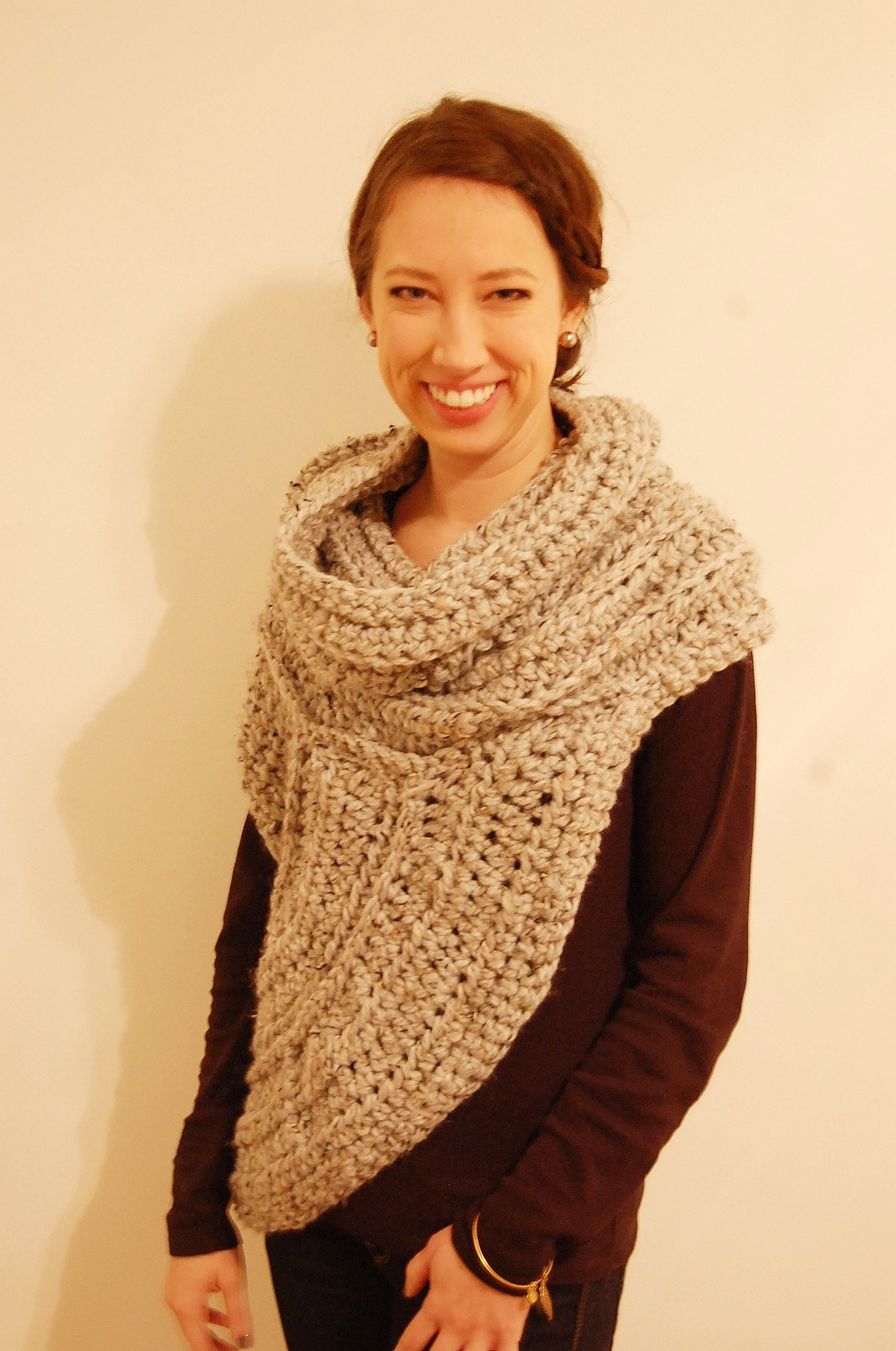 Crochet Cowls New Katniss Cowl Vest Knit & Crochet Pattern Of Perfect 45 Photos Crochet Cowls
