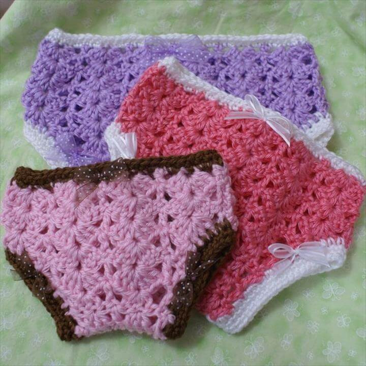 Crochet Diaper Cover Luxury 65 Crochet Amazing Baby Diaper for Outfits Of Top 48 Ideas Crochet Diaper Cover