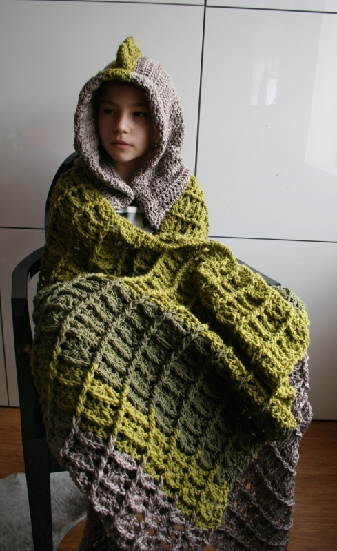 Crochet Dinosaur Blanket Lovely Dinosaur Hooded Blanket Crochet Pattern Of Awesome 40 Images Crochet Dinosaur Blanket