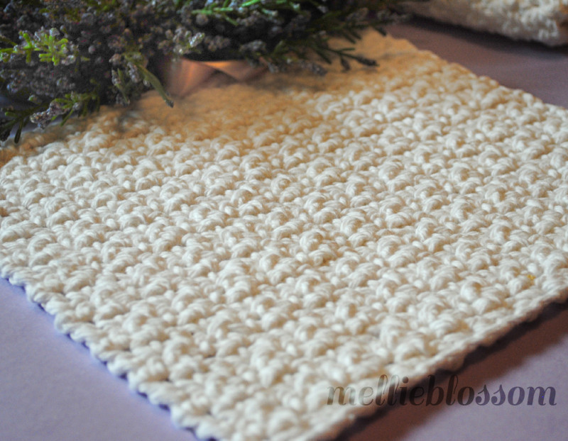 free dishcloth pattern Archives mellie blossom