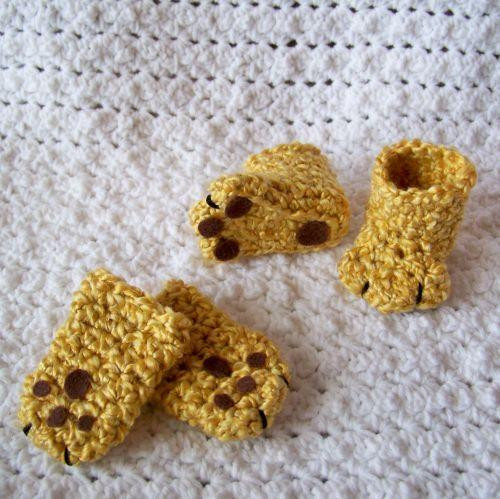 Crochet Dog Booties Beautiful Adorable and Free Crochet Patterns for Babies Of Charming 34 Photos Crochet Dog Booties