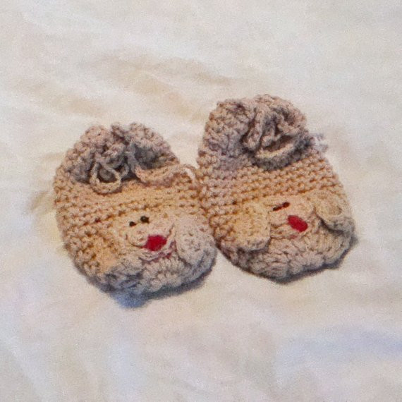 Crochet Dog Booties Elegant Crochet Animal Booties Cute Dog No 6 by Designsbylilly Of Charming 34 Photos Crochet Dog Booties