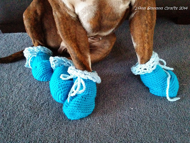 Crochet Dog Booties Elegant these Free Crochet Patterns Will Give You the Best Dressed Of Charming 34 Photos Crochet Dog Booties