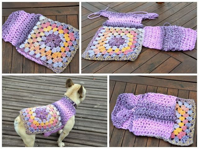 Crochet Dog Coat Pattern Inspirational 174 Best Images About Free Chihuahua Patterns On Pinterest Of Marvelous 41 Photos Crochet Dog Coat Pattern