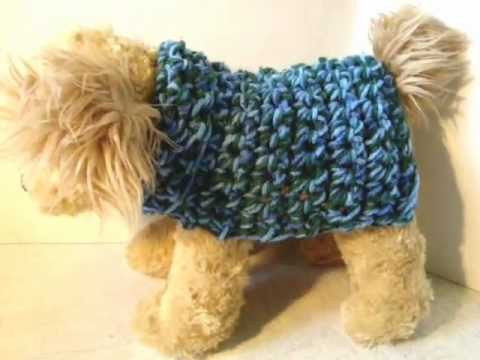Crochet Dog Coat Pattern New How to Crochet A Doggie Coat Any Size Of Marvelous 41 Photos Crochet Dog Coat Pattern
