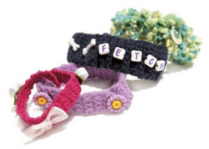 Crochet Dog Collar Unique Diy Cool Crochet Collars for Your Pup Of Gorgeous 50 Ideas Crochet Dog Collar