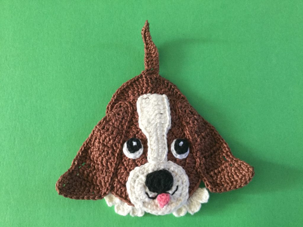 Crochet Dog Elegant Crochet Dog with A Bone Tutorial and Pattern • Kerri S Crochet Of Perfect 50 Images Crochet Dog