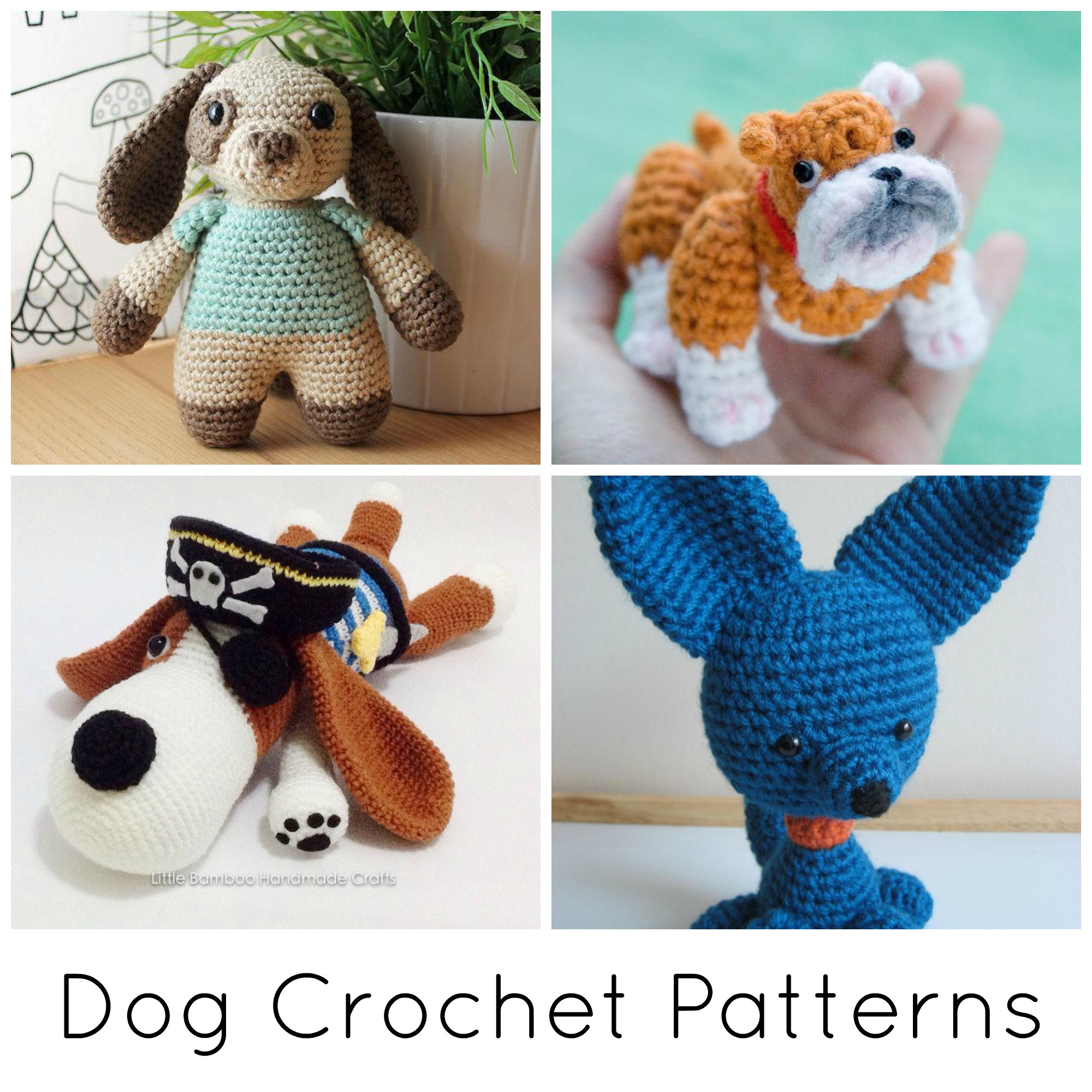 Crochet Dog Fresh Crochet Dog Patterns to Stitch for Pup Lovers Of Perfect 50 Images Crochet Dog