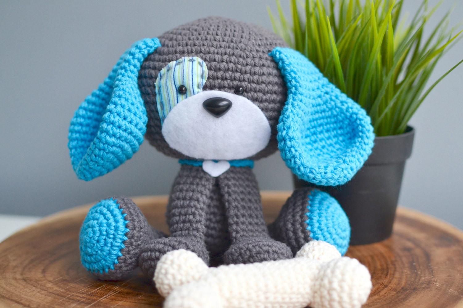 Crochet Dog Luxury Cute Dog Crochet Pattern Domino the Dog Amigurumi Crochet Of Perfect 50 Images Crochet Dog