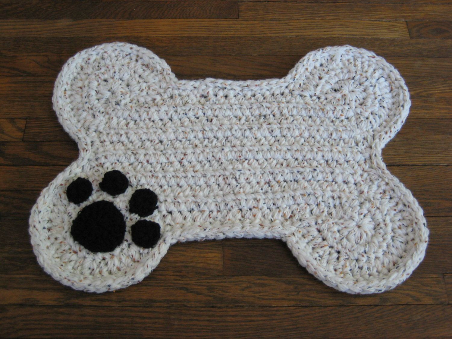 Crochet Dog Pattern Fresh Crochet Pattern Ly for Dog Bone Floor Placemat by Of Brilliant 41 Images Crochet Dog Pattern