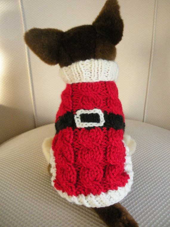 1000 ideas about Crochet Dog Sweater on Pinterest