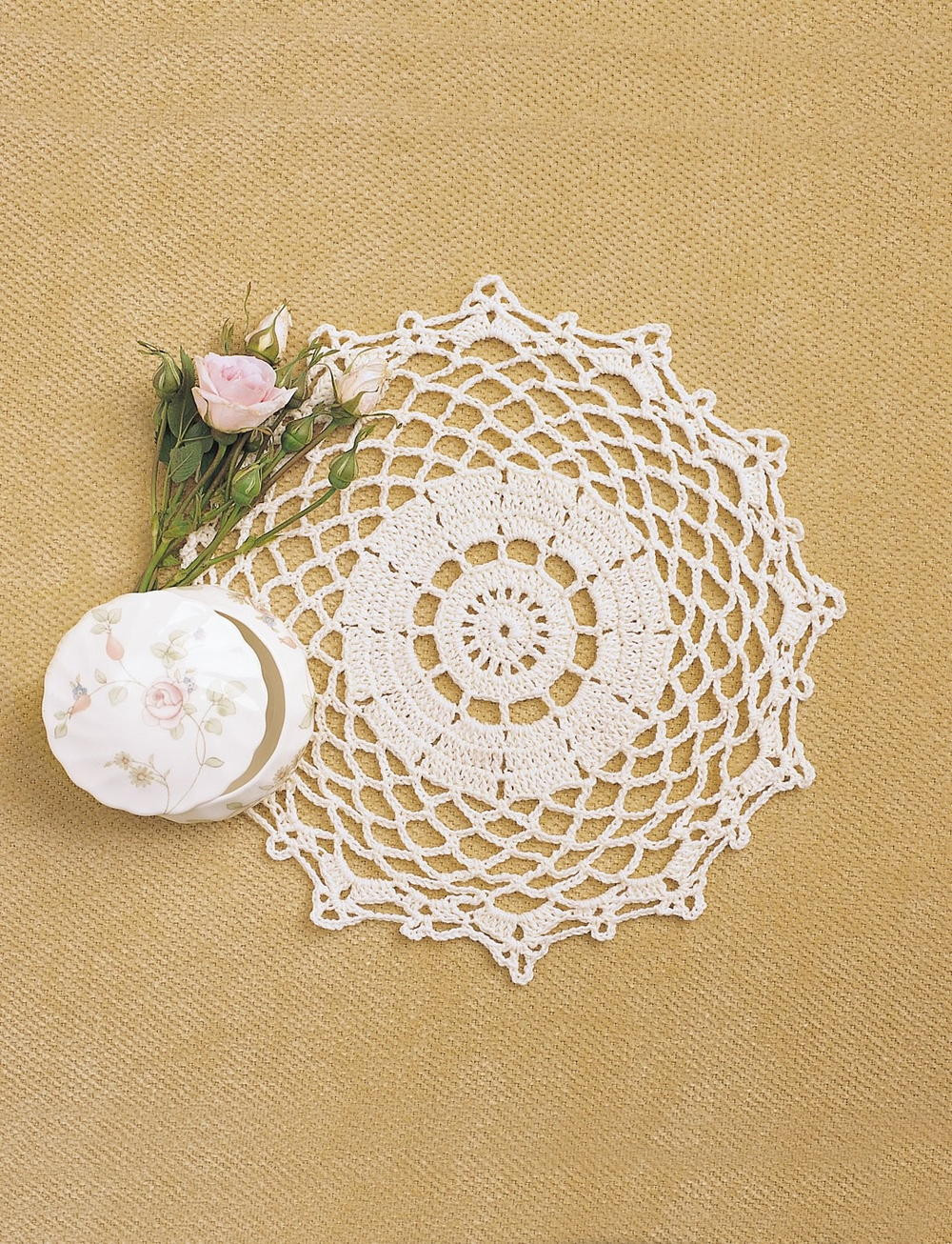 Crochet Doilies Beautiful Pretty Doily Crochet Pattern Of Incredible 43 Ideas Crochet Doilies