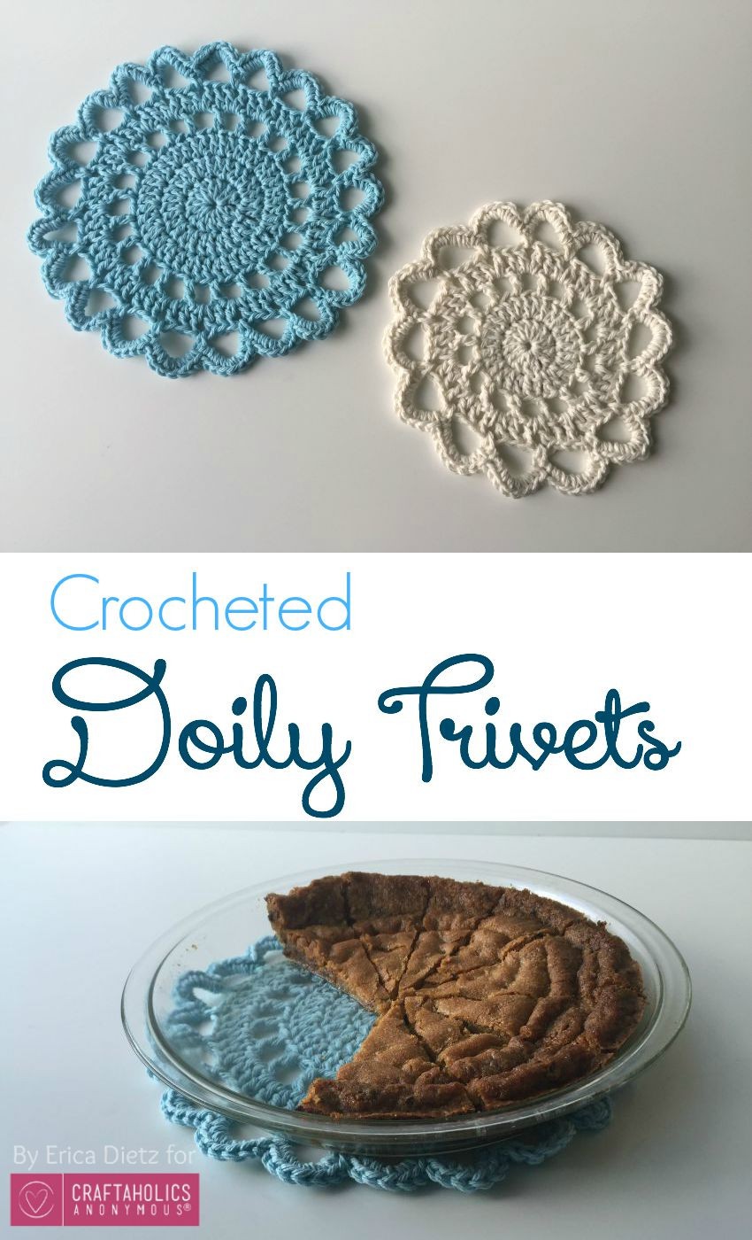 Crochet Doilies Best Of Craftaholics Anonymous Crochet Doily Trivets Of Incredible 43 Ideas Crochet Doilies