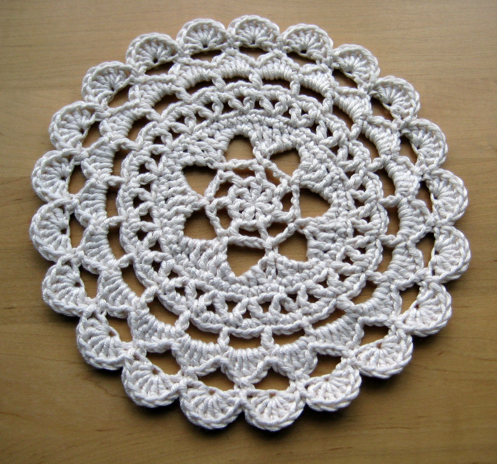Crochet Doilies Fresh Passion Flower Doily Of Incredible 43 Ideas Crochet Doilies