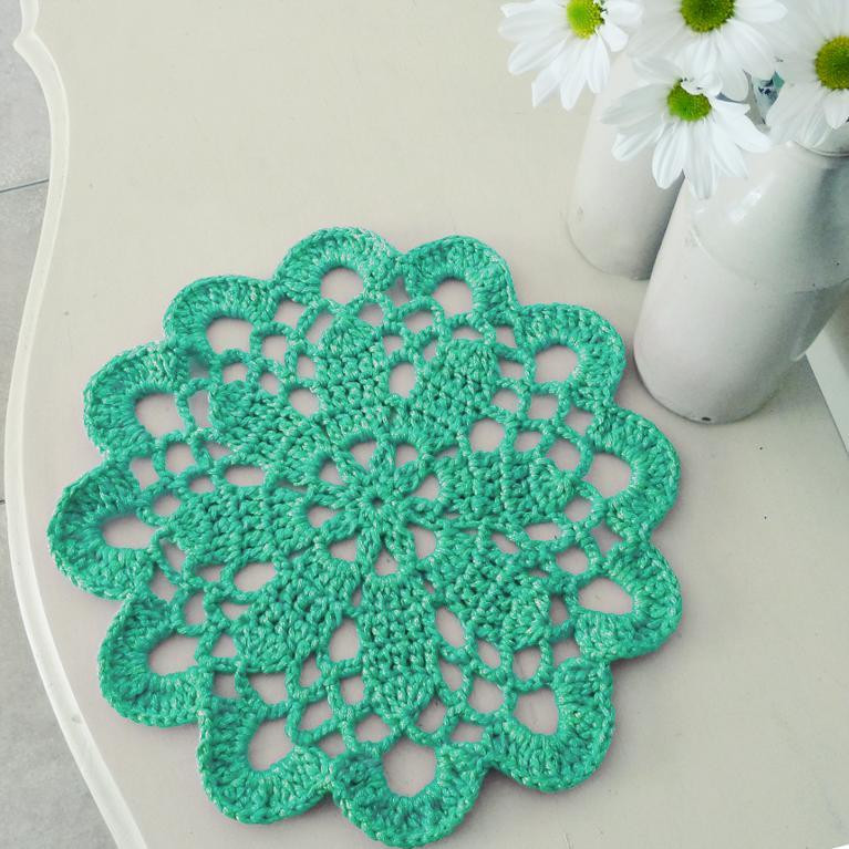 Crochet Doilies Inspirational Creative Crochet Embellishments Adding Doilies to Your Of Incredible 43 Ideas Crochet Doilies