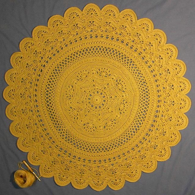 Crochet Doilies Luxury 20 Best Crochet Circle Patterns Mandalas Doilies Of Incredible 43 Ideas Crochet Doilies