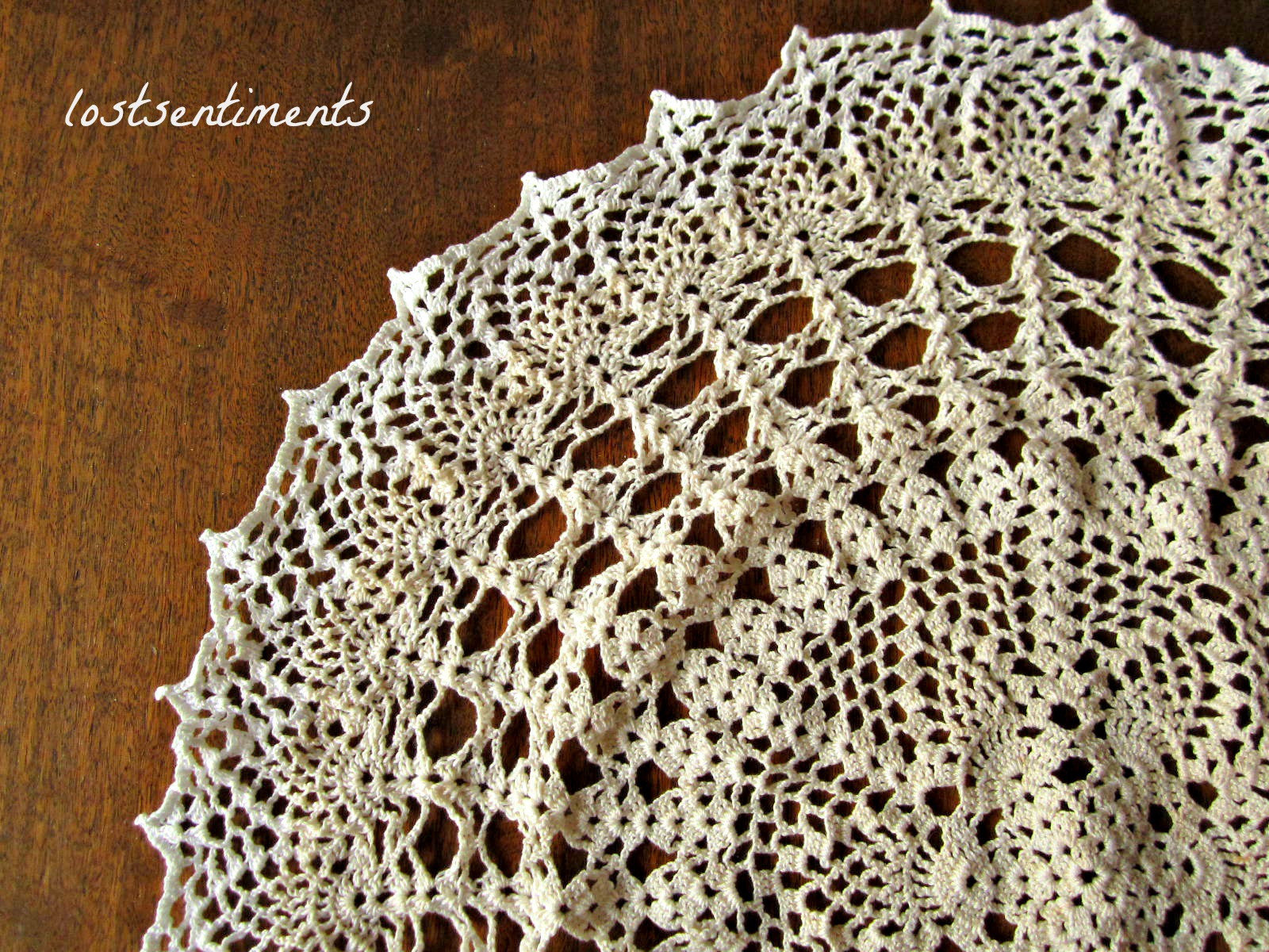 Crochet Doilies Unique Lostsentiments Vintage Crochet Doily Pattern Venus Of Incredible 43 Ideas Crochet Doilies
