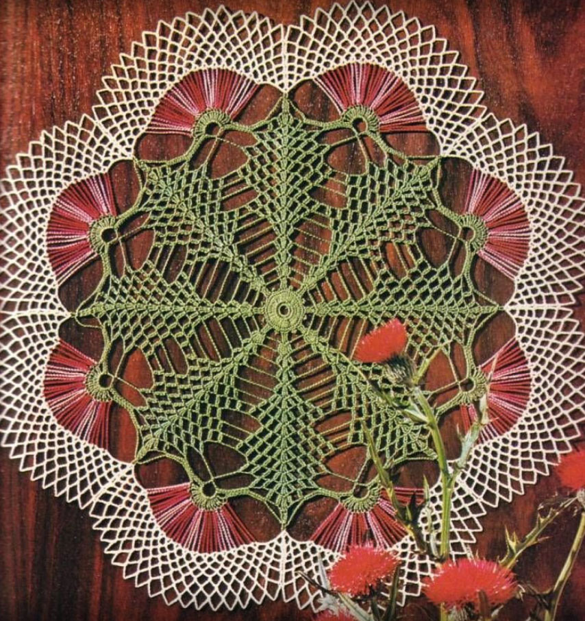 Crochet Doily Patterns Beautiful 100 Free Crochet Doily Patterns You Ll Love Making 111 Of Contemporary 43 Pics Crochet Doily Patterns