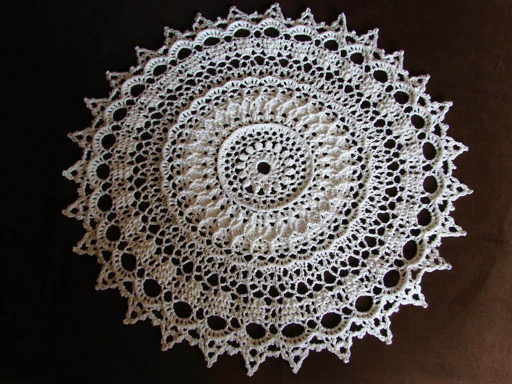 Crochet Doily Patterns Elegant You Have to See Crochet Doily by Doubledee516 Of Contemporary 43 Pics Crochet Doily Patterns
