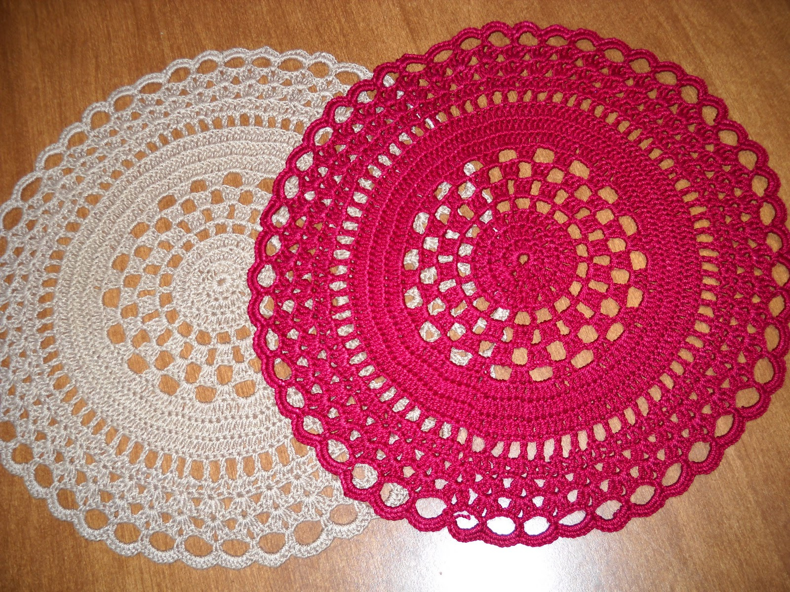 Crochet Doily Patterns Fresh Crochet Galore Birthday Doily November Doily Of the Month Of Contemporary 43 Pics Crochet Doily Patterns