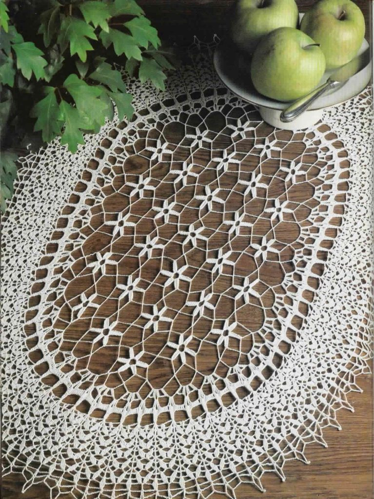 90 Free Crochet Doily Patterns You ll Love Making 93