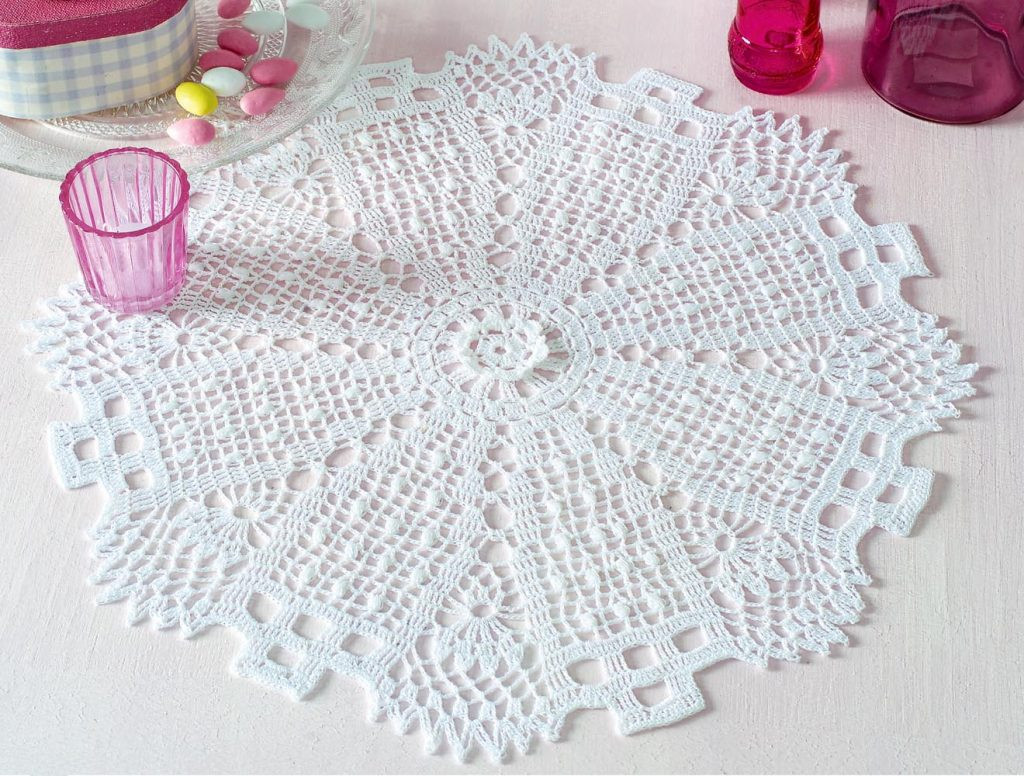 Crochet Doily Patterns Luxury 100 Free Crochet Doily Patterns You Ll Love Making 116 Of Contemporary 43 Pics Crochet Doily Patterns