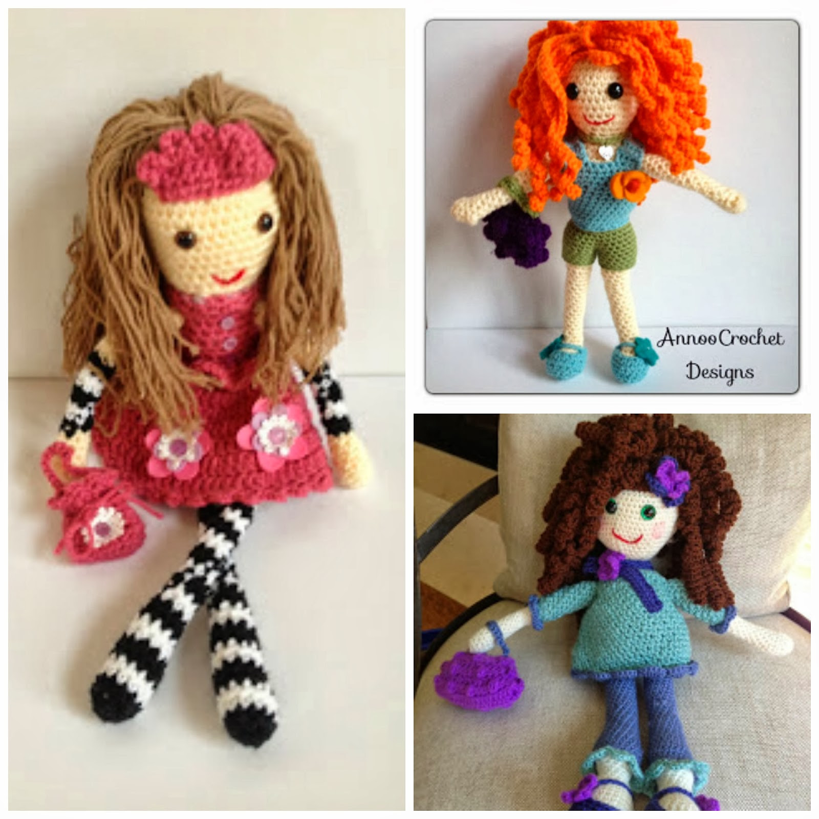 Crochet Doll Awesome 20 Free Crochet Doll Patterns Free Crochet Patterns and Of Delightful 47 Pictures Crochet Doll