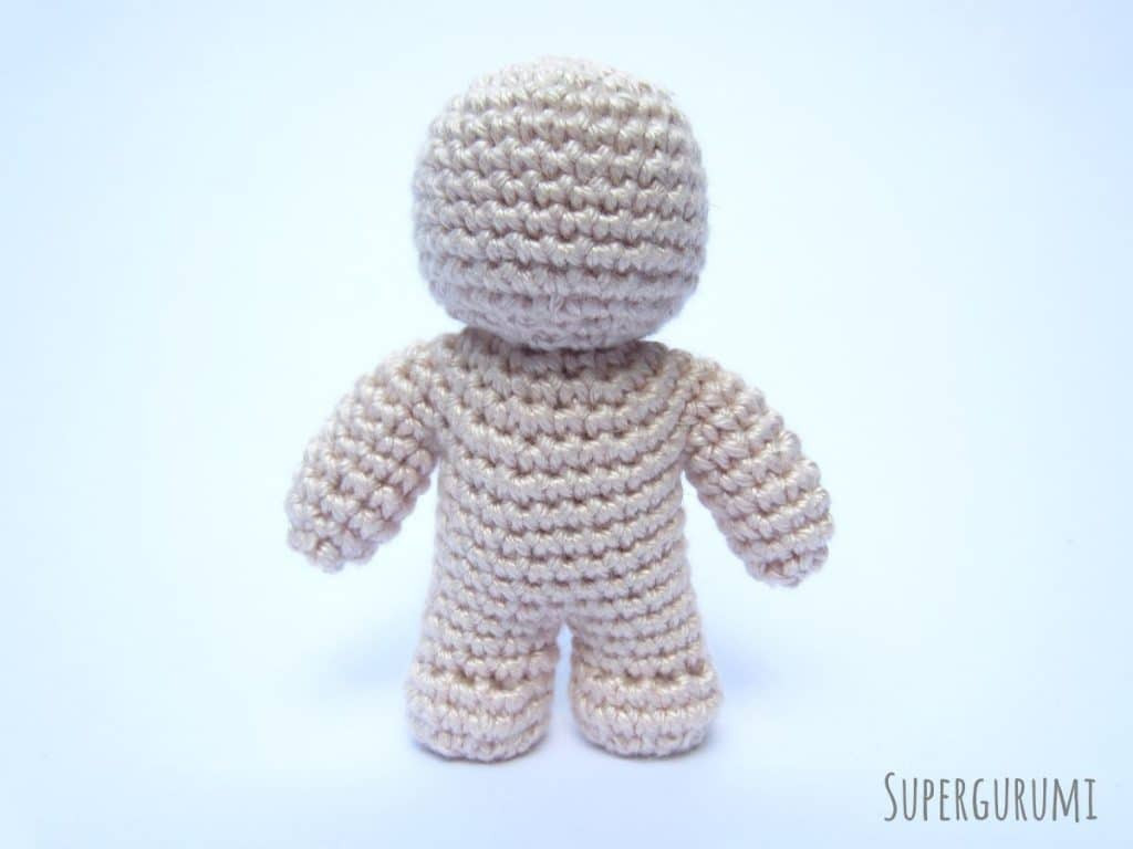 Crochet Doll Awesome E Piece Crochet Doll Pattern Supergurumi Of Delightful 47 Pictures Crochet Doll