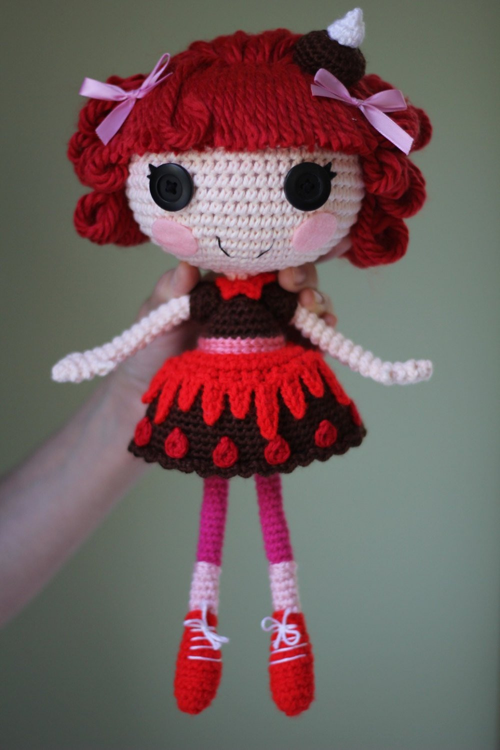 Crochet Doll Awesome Pattern Choco Crochet Amigurumi Doll Of Crochet Doll Inspirational Snow White Doll Crochet Pattern
