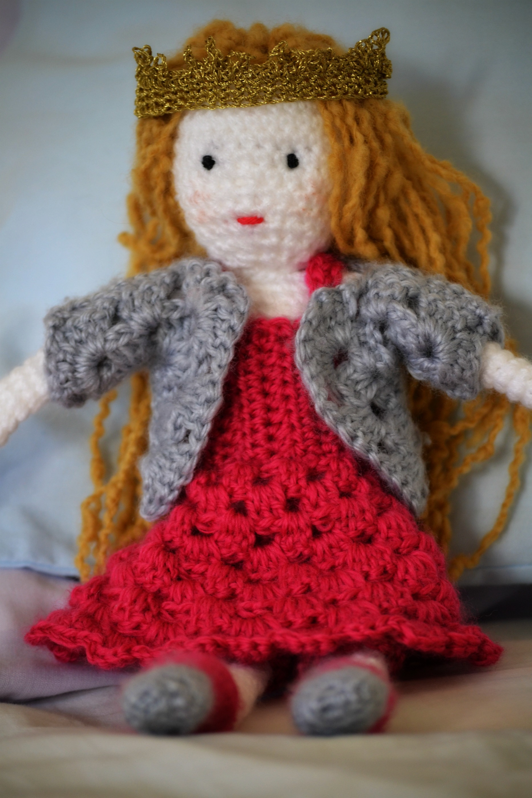 Crochet Doll Beautiful Princess Poppy – the Green Dragonfly Of Crochet Doll Inspirational Snow White Doll Crochet Pattern