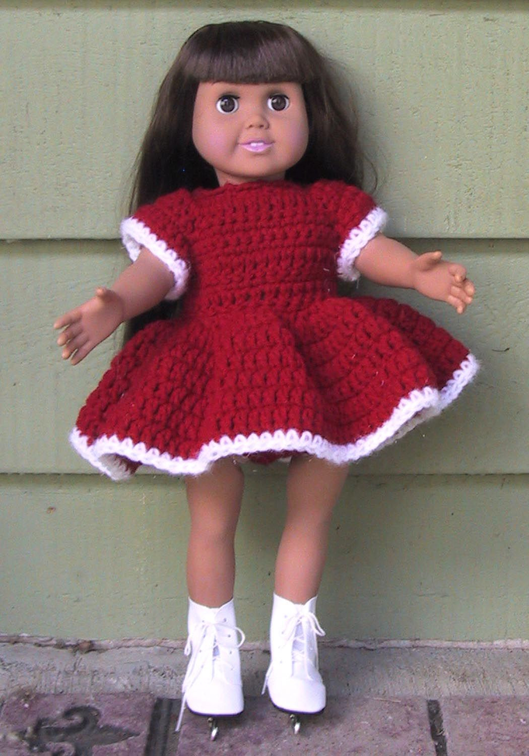 Crochet Doll Clothes Awesome American Girl Dolls and 18 Inch Doll Clothes Free Crochet Of Fresh 48 Images Crochet Doll Clothes