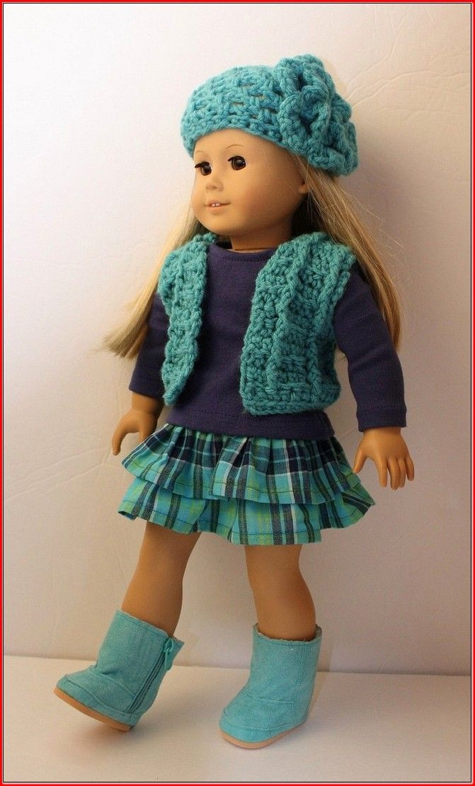 Crochet Doll Clothes Awesome Free Crochet Doll Clothes Patterns for 18 Inch Dolls Of Fresh 48 Images Crochet Doll Clothes