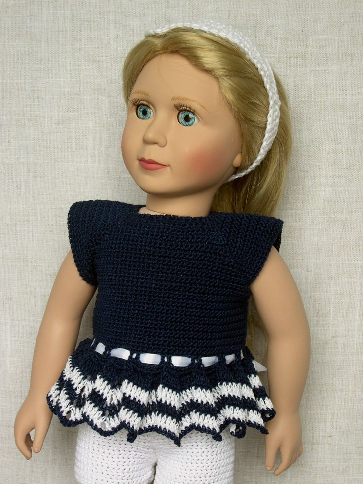 Crochet Doll Clothes Beautiful 517 Best 18 Inch Doll Patterns Images On Pinterest Of Fresh 48 Images Crochet Doll Clothes