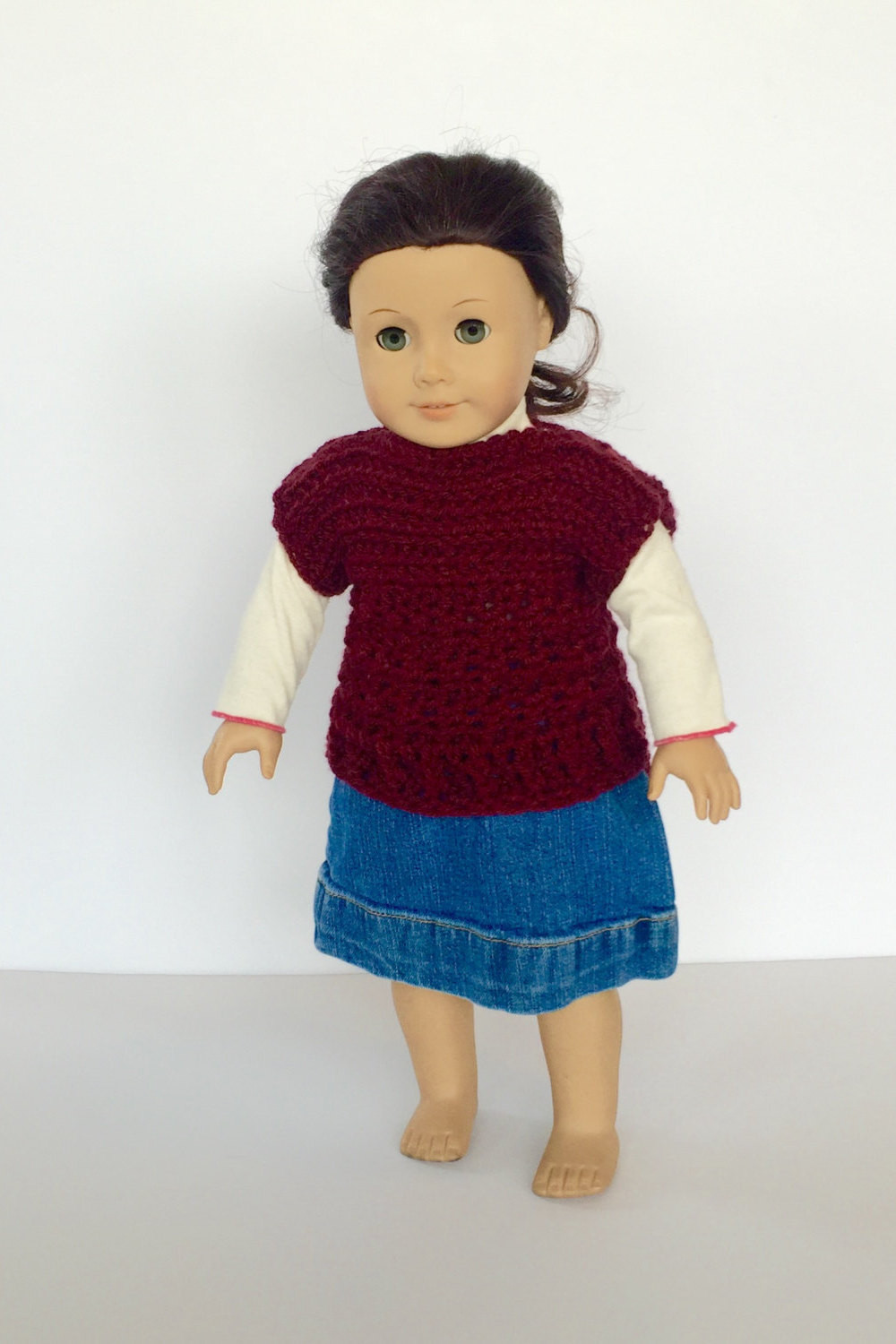 Crochet Doll Clothes Beautiful Crochet Pattern Doll Clothes Sweater Crochet Pattern Doll Of Fresh 48 Images Crochet Doll Clothes