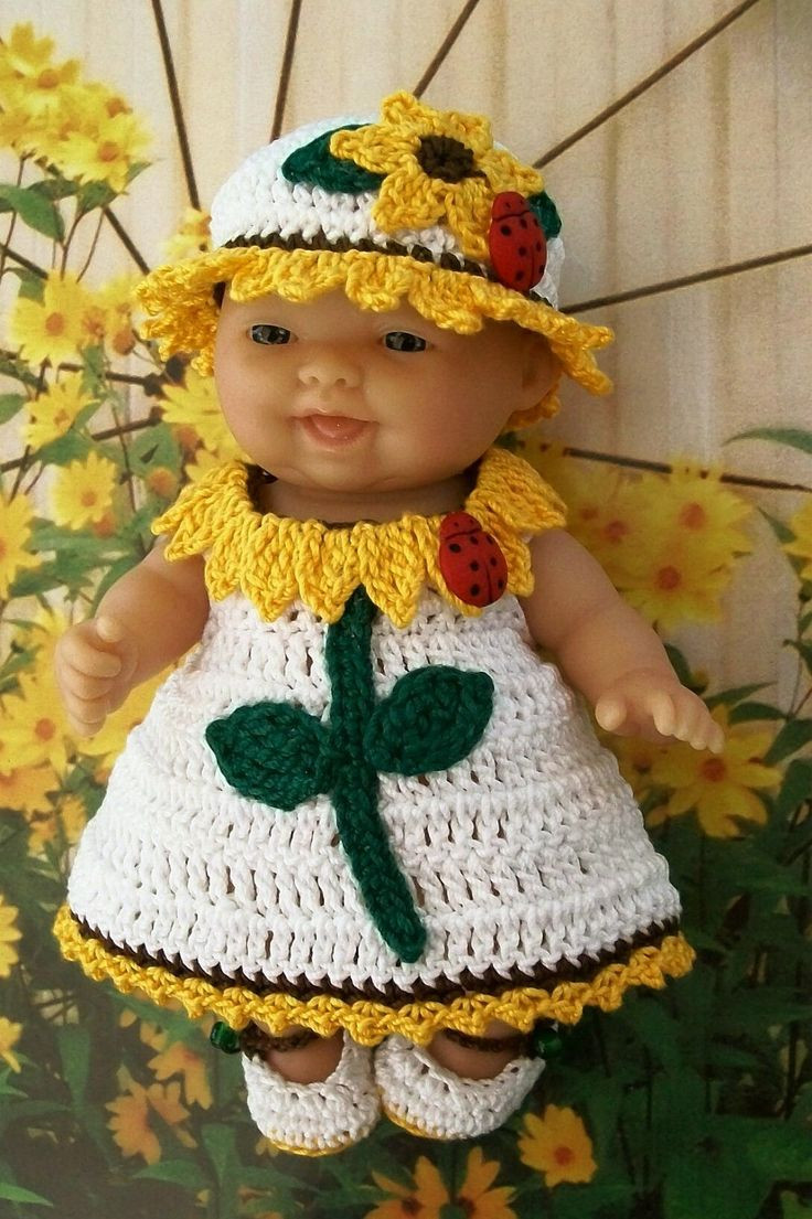 Crochet Doll Clothes Lovely 34 Best Images About Dolls Berenguer and Clothes On Of Fresh 48 Images Crochet Doll Clothes